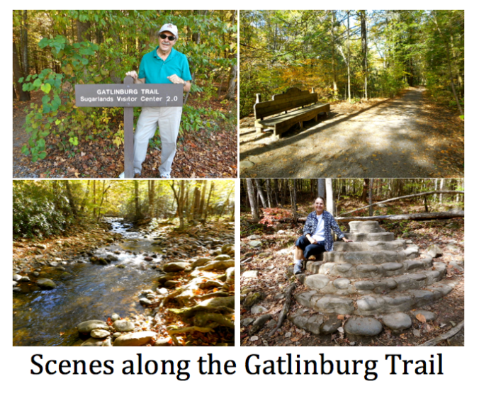 Gatlinburg Trail Scenes